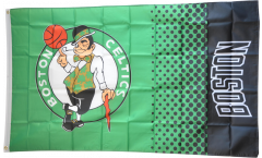 Flagge NBA Boston Celtics - 90 x 150 cm