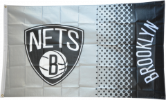 Flagge NBA Brooklyn Nets - 90 x 150 cm