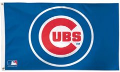 Flagge Chicago Cubs