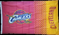 Flagge NBA Cleveland Cavaliers - 90 x 150 cm
