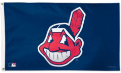 Flagge MLB Cleveland Indians - 90 x 150 cm