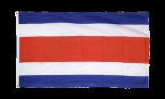 Flagge Costa Rica ohne Wappen