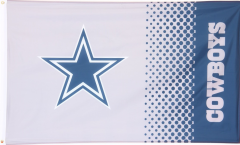 Flagge NFL Dallas Cowboys Fan - 90 x 150 cm