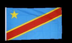 Flagge Demokratische Republik Kongo