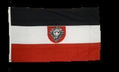Flagge Deutsches Reich Deutsch-Ostafrika - 90 x 150 cm