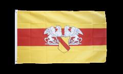 Flagge Deutschland Baden Republik 1918-1933 - 90 x 150 cm