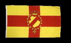 Flagge Deutschland Baden Standarte - 90 x 150 cm