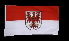 Flagge Deutschland Brandenburg