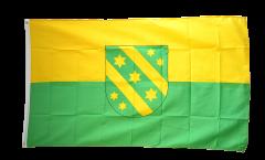 Flagge Deutschland Landkreis Reutlingen