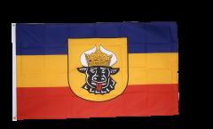 Flagge Deutschland Mecklenburg alt