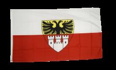 Flagge Deutschland Stadt Duisburg - 90 x 150 cm