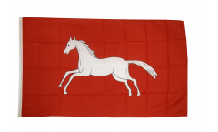 Flagge Deutschland Stadt Hannover