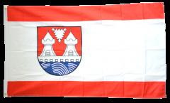 Flagge Deutschland Stadt Itzehoe