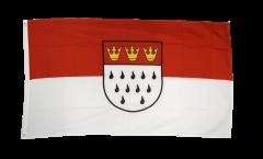 Flagge Deutschland Stadt Köln