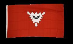 Flagge Deutschland Stadt Kiel - 90 x 150 cm