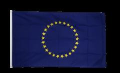 Flagge Europäische Union EU mit 25 Sternen