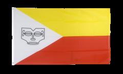 Flagge Frankreich Französisch Polynesien Marquesas - 90 x 150 cm