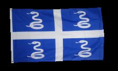 Flagge Frankreich Martinique