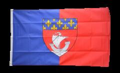 Flagge Frankreich Paris
