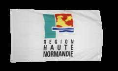 Flagge Frankreich Region Haute Normandie - 90 x 150 cm