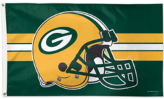 Flagge NFL Green Bay Packers - 90 x 150 cm
