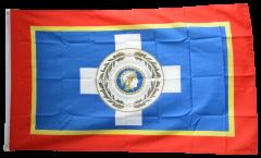 Flagge Griechenland Athen