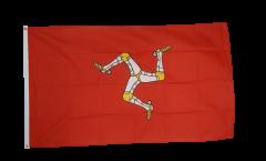Flagge Großbritannien Isle of Man