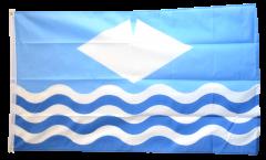 Flagge Großbritannien Isle of Wight