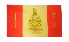 Flagge Großbritannien Royal Marines Fleet Protection Group