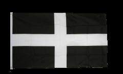 Flagge Großbritannien St. Piran Cornwall