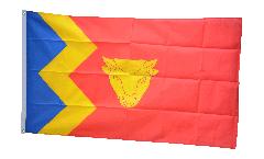 Flagge Großbritannien Stadt Birmingham