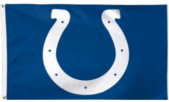 Flagge NFL Indianapolis Colts - 90 x 150 cm