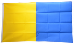 Flagge Irland Clare