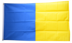 Flagge Irland Longford
