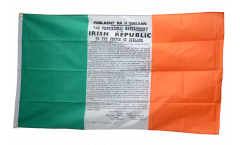 Flagge Irland Oster-Proklamation 1916 - 90 x 150 cm