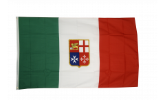 Flagge Italien Handelsflagge - 90 x 150 cm