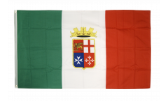 Flagge Italien Marine - 90 x 150 cm