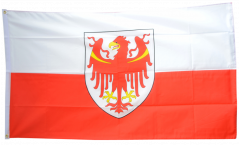 Flagge Italien Südtirol - 90 x 150 cm