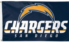 Flagge NFL Los Angeles Chargers - 90 x 150 cm