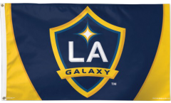 Flagge Los Angeles Galaxy