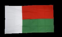 Flagge Madagaskar