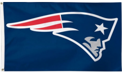 Flagge NFL New England Patriots - 90 x 150 cm