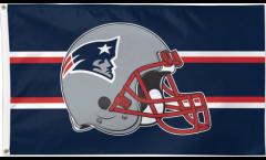 Flagge New England Patriots Helmet