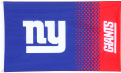 Flagge NFL New York Giants Fan - 90 x 150 cm