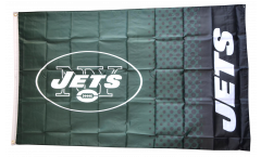 Flagge NFL New York Jets Fan - 90 x 150 cm