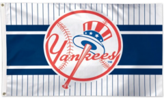 Flagge MLB New York Yankees - 90 x 150 cm