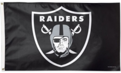 Flagge NFL Oakland Raiders - 90 x 150 cm