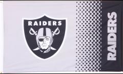 Flagge Oakland Raiders Fan