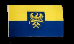 Flagge Oberschlesien - 90 x 150 cm
