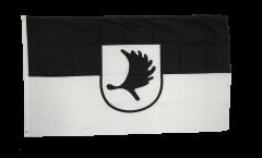 Flagge Ostpreußen Landsmannschaft - 90 x 150 cm